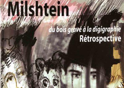 Milshtein gravure digigraphie exposition