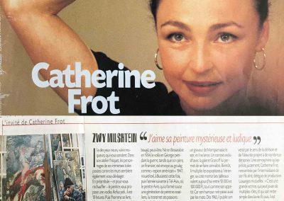 milshtein et Catherine Frot