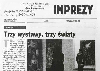 Milshtein exposition varsovie