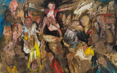 Exposition « Ivresses » Genève from 4th july to 23th august 2019 – Galerie Humanit'art