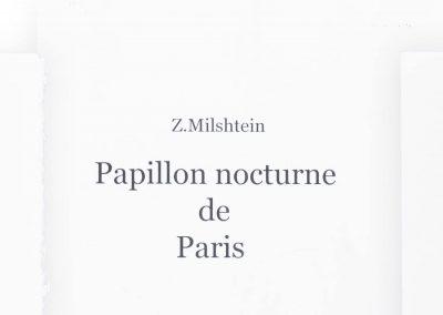 PAPILLONS NOCTURNES DE PARIS
